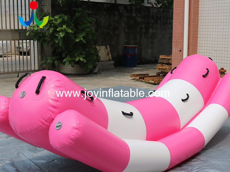 Inflatable Floating Water Park In Lake From China