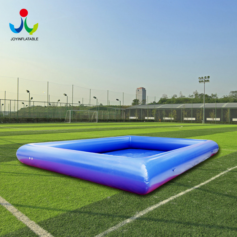 Inflatable portable kiddie pool above ground swimming for Portable pool